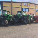 Suomen Traktorimyynnin käyntiosoite muuttui