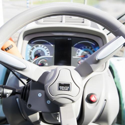 Suomen Traktorimyynti, Deutz-Fahr